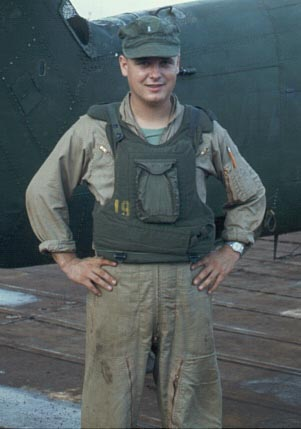 Captain Richard L. Basinger, USMC